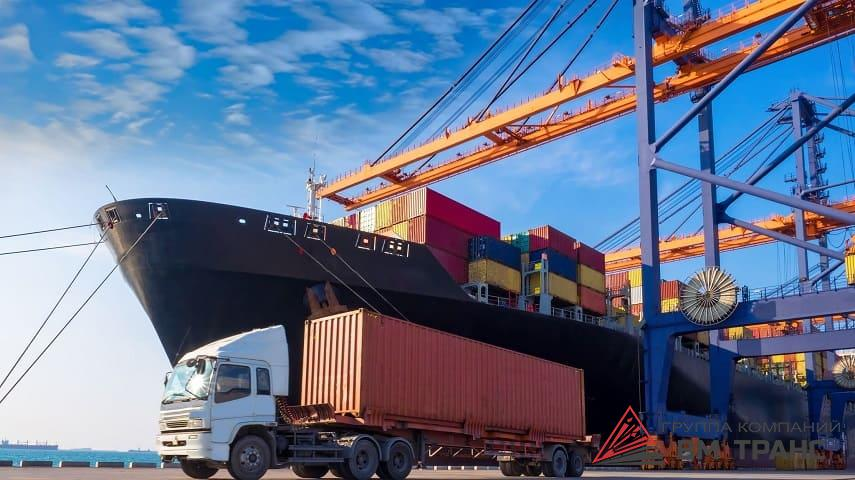 Мультимодальные контейнерные перевозки в Новосибирске