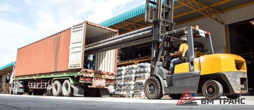 Автоперевозки малогабаритных грузов в Новосибирске