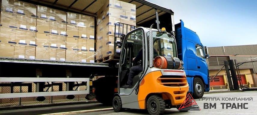 Автомобильные перевозки попутных грузов в Новосибирске