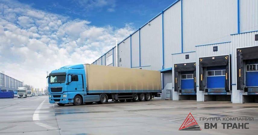 Доставка грузов в торговые сети в Новосибирске
