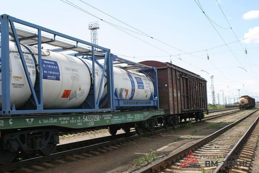 Контейнерные перевозки – Танк контейнеры в Новосибирске