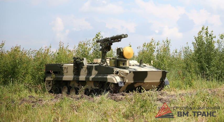 Перевозка противотанковых ракетных комплексов в Новосибирске