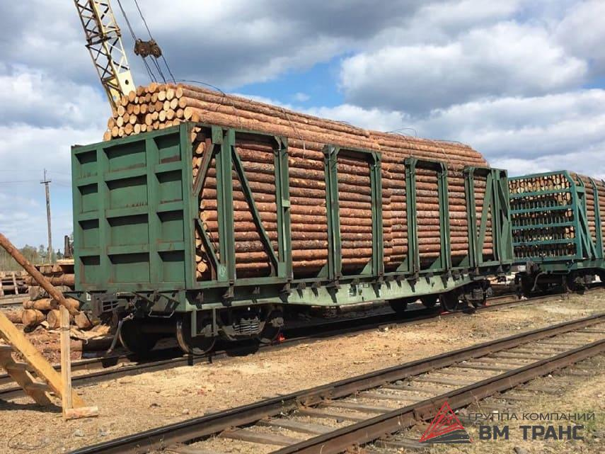 Перевозка леса в Новосибирске